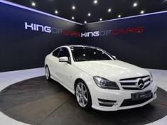 2012 Mercedes-Benz C-Class C 250 CDi BE Coupe Auto Gauteng