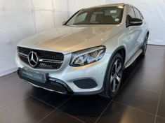 2017 Mercedes-Benz GLC Coupe 220d Western Cape