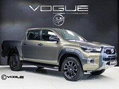 2021 Toyota Hilux 2.8 GD-6 Raised Body Legend Auto Double-Cab Gauteng