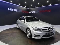 2012 Mercedes-Benz C-Class C 350 BE Coupe Auto Gauteng