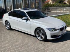 2015 BMW 3 Series 320i Sport Auto Gauteng