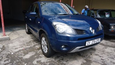 Used Renault Koleos 2 5 4x4 Dynamique For Sale In Western