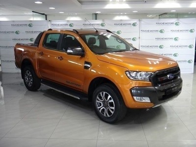used ford ranger wildtrack 4x2 for sale in gauteng cars. Black Bedroom Furniture Sets. Home Design Ideas