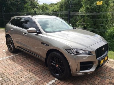 Used Jaguar F Pace 3 0d Awd R Sport For Sale In Mpumalanga