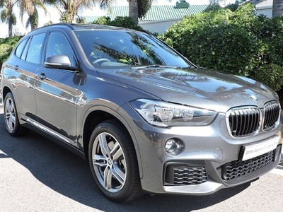 Used Bmw X1 Sdrive20d M Sport Auto For Sale In Western