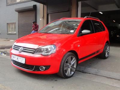 Used Volkswagen Polo Vivo 1 6 Maxx 2014 Model For Sale In