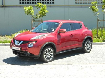 Used Nissan Juke 1 5dci Acenta For Sale In Western Cape