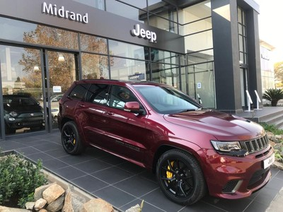 Used Jeep Grand Cherokee 6 2 S C Trackhawk For Sale In Gauteng