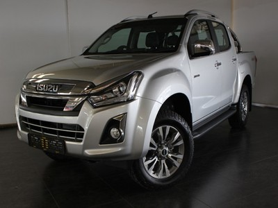Used Isuzu D Max 300 Lx 4x4 Auto Double Cab Bakkie For