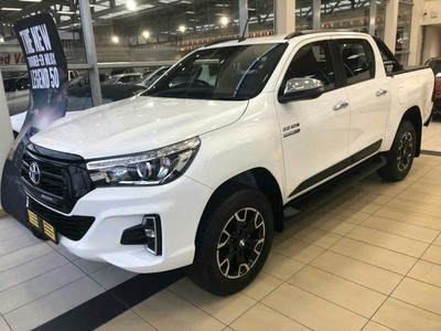 Used Toyota Hilux Legend 50 2 8 4x2 Auto For Sale In