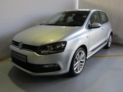 Used Volkswagen Polo Vivo 1 0 Tsi Gt 5 Door For Sale In