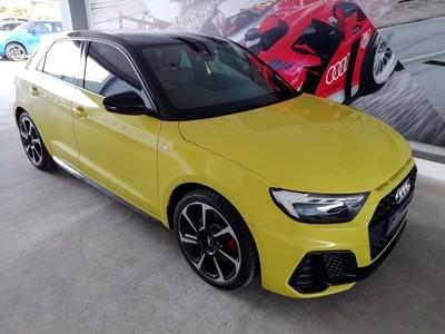 Used Audi A1 Sportback 1 4 Tfsi S Line S Tronic 35 Tfsi For Sale