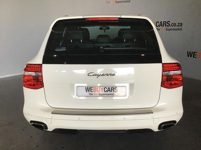 Used Porsche Cayenne Tiptronic For Sale In Kwazulu Natal Cars Co Za Id 5354451