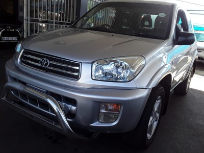 Get Toyota Rav 4 For Sale In Gauteng
