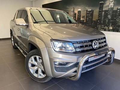 Used Volkswagen Amarok 2 0 Bitdi Highline 132kw Auto Double Cab Bakkie For Sale In Free State Cars Co Za Id 6126135