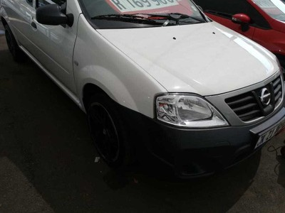 Used Nissan NP200 1.6 S (dual Airbags) P/u S/c for sale in