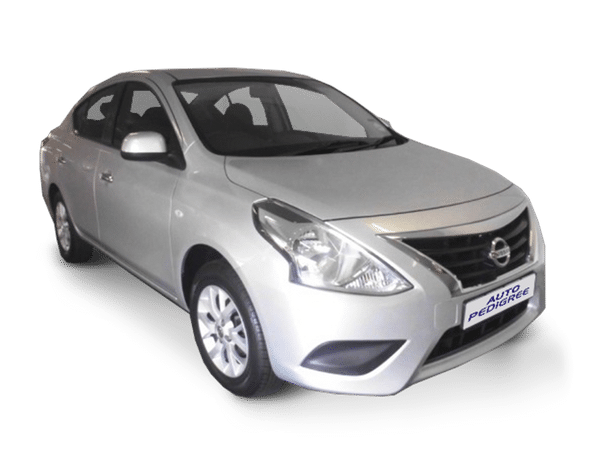 Low Mileage 2018 Nissan Almera 1.5 Acenta AT with R20 000 Deal Assist