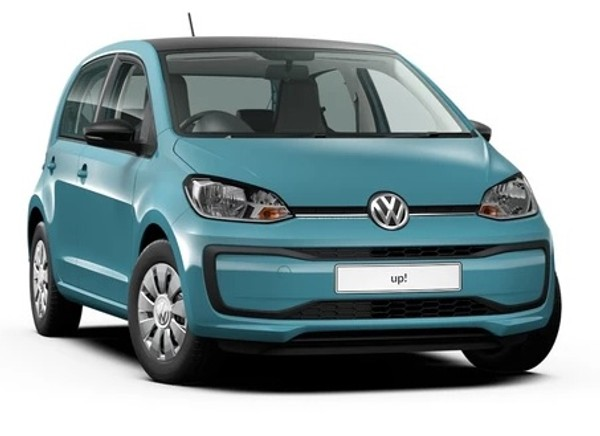 Save R21 600 on a Brand New VW 1.0 MoveUp at R2799 PM