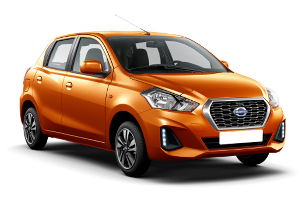 New Datsun GO Starting from R144 500