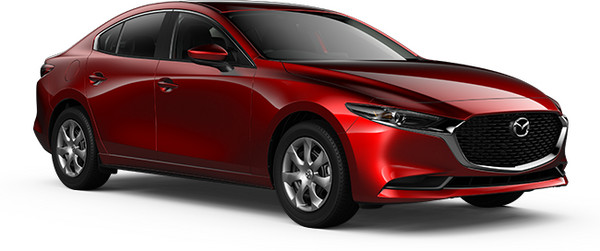 Mazda 3 Sedan 1.5L Active Manual NOW FROM only R4 399 pm