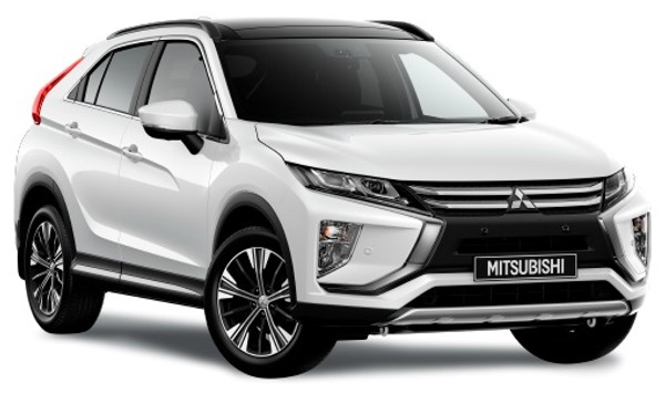 The New Mitsubishi Eclipse Cross 1.5L GLS CVT Turbo from only R 4 666 pm