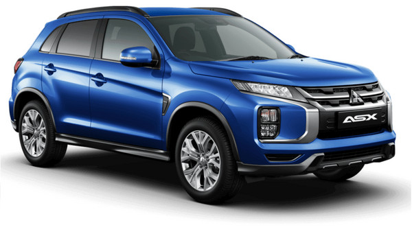 New Mitsubishi ASX from only R 4 953 pm