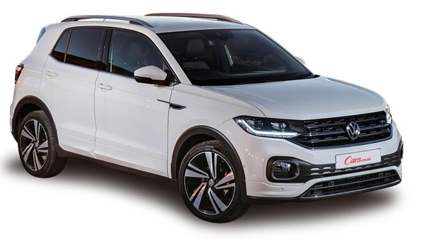 New VW TCross with R20 000 Discount
