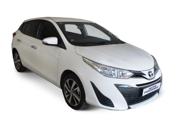 Low Mileage 2018 Toyota Yaris with R15 000 Deal Assistance