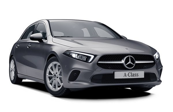 The MercedesBenz AClass from just R6699 pm