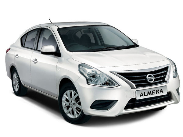 New Nissan Almera from only R207 900