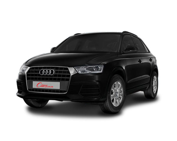 New Audi Q3  now with R70k Trade Assistance