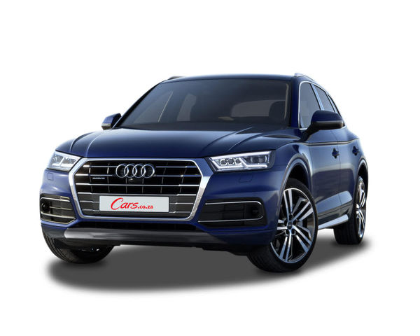 New Audi Q5  now with R80k Trade Assistance