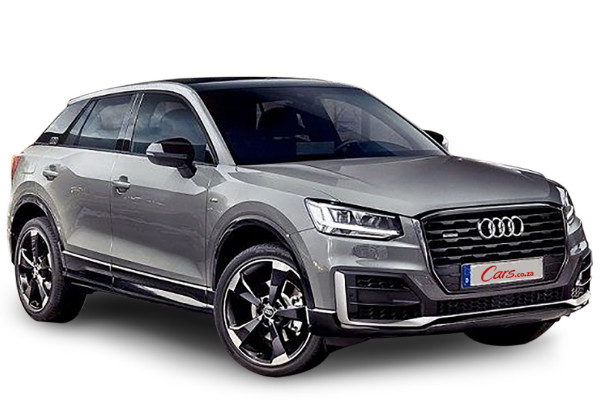 Get the Audi Q2 1.0 TFSI STronic  only start paying in November 2020