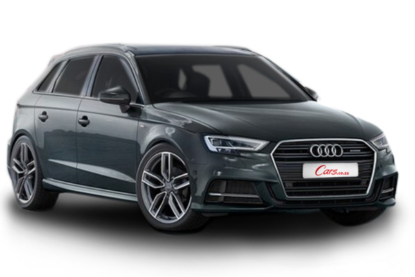 Get the Audi A3 Sportback  only start paying in November 2020
