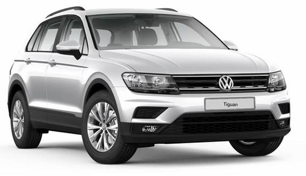 NEW Tiguan 1.4 TSI Trendline  2WD DSG at R6 665 PM