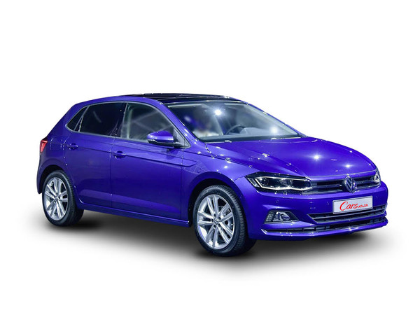 VW Polo Comfortline and SAVE UP TO R25 000