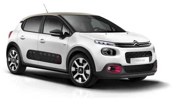 New Citroen C3 from only R 2 799 pm