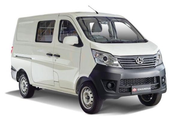 2020 Changan Star III  8 Seater from only R 3 199 pm  No Deposit