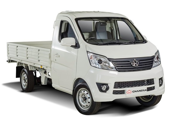 Changan The optimal 1 Ton business solution
