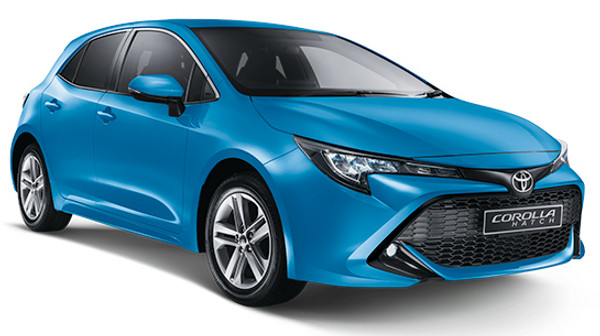 Get Up to R29000 Cash Back or Discount on the NEW Toyota Corolla Hatch
