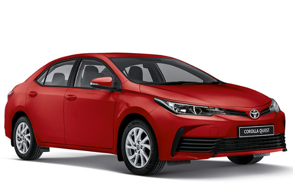 2020 Toyota Corolla Quest for only R3360 pm