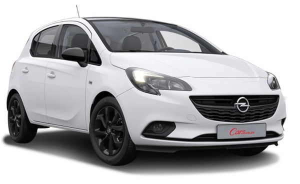 1st Installment from Jan 2020  With the new Opel Corsa Enjoy Edition