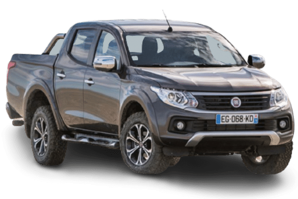 Get the best deal New Fiat Fullback and save R145 000
