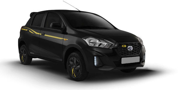Buy ANY New Datsun Go  only pay in Jan 2021