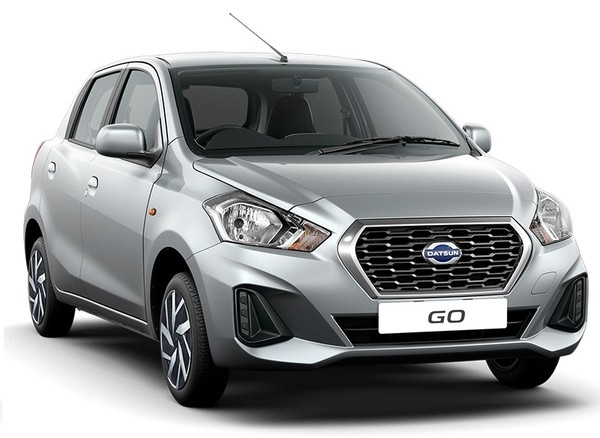 New Datsun GO from R 1999 pm