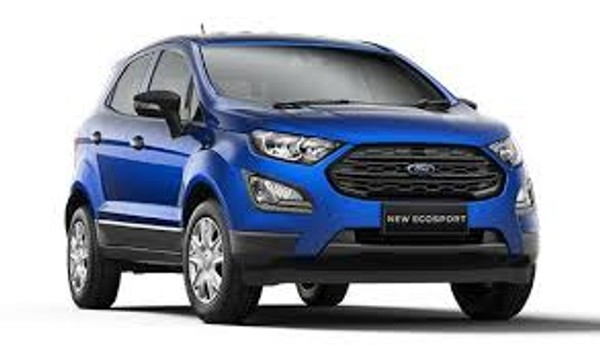 Pay only R3899 pm for a Ford Ecosport 1.5 Ambient and Save R19 200
