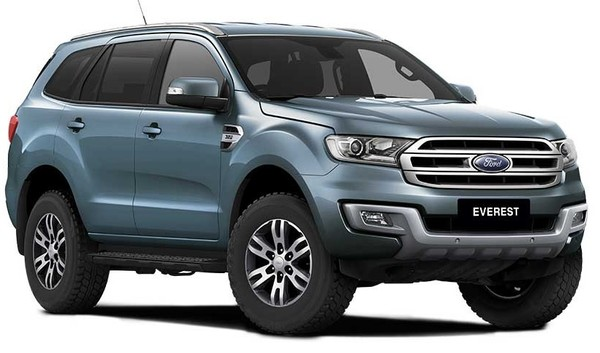 R78 000 SAVING when you purchase the new Ford Everest 2.2 XLS 4X4