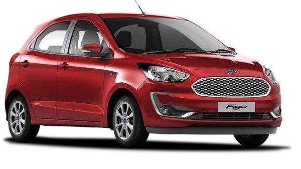 Purchase the new Ford Figo 1.5 Trend Manual and SAVE...