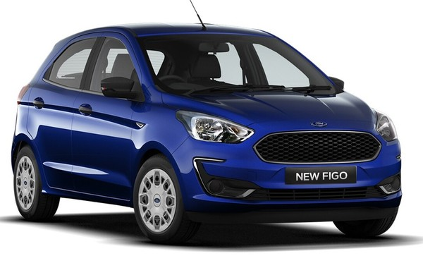 Get the New Ford Figo 1.5 Ambiente from R2 899 PM with ZERO DEPOSIT