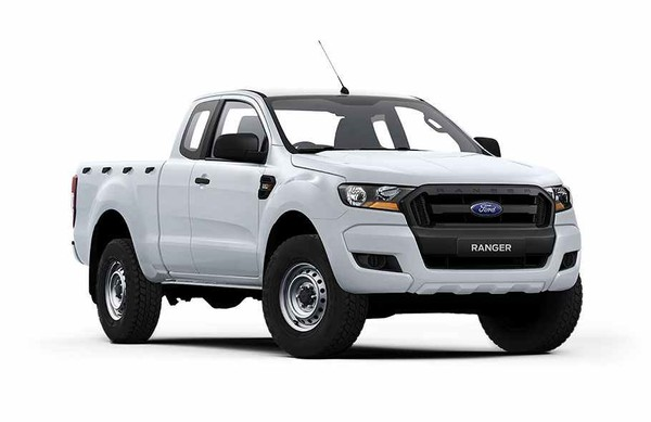 New 2019 Ford Ranger 2.2XL SuperCab 4x2 MT for R299 900